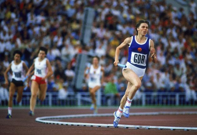 800 M Weltrekord